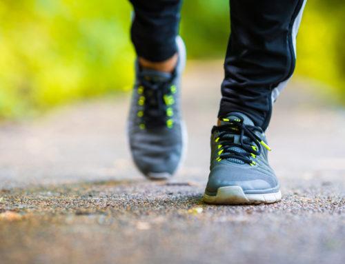 Walk Your Way to Creative Writing