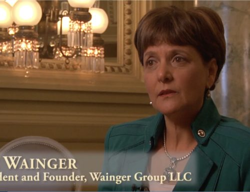 Women Who Mean Business 2015: Liz Wainger, Wainger Group LLC