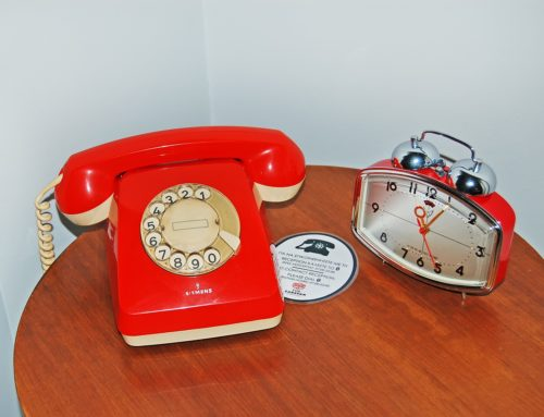 The Remarkable Come Back of the Lowly Telephone